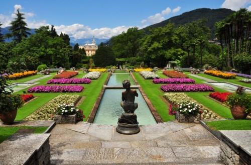 Verbania fiori fiori e la magia dei colori - Giardini terrazzati immagini ...