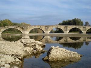 Il ponte della Gioconda.