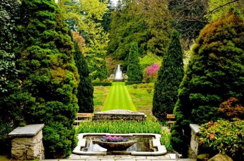 Verbania - giardini villa taranto 2