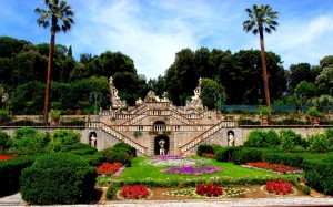 giardino storico  Garzoni