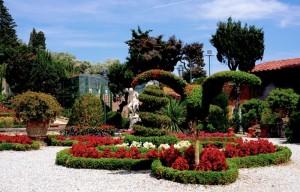 villa Garzoni-flora volante-