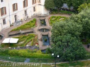 Giardini Palazzo Mezzocapo