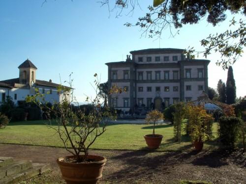 Lamporecchio - Villa Rospigliosi