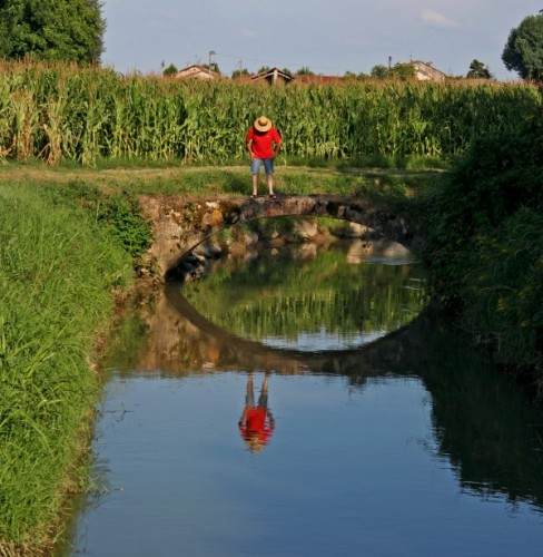 Castelverde - Ponticello di campagna