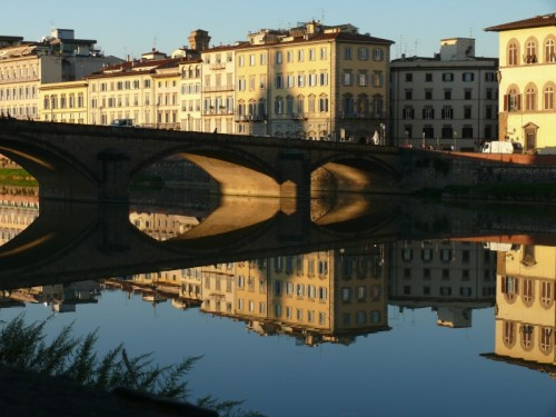 Firenze - Ponte alla Carraia