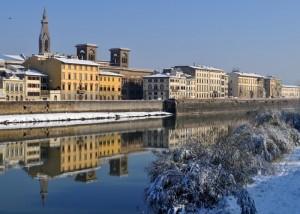 Lungo l'Arno…..
