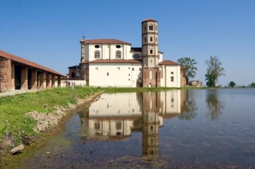 Trino - La torre di Lucedio
