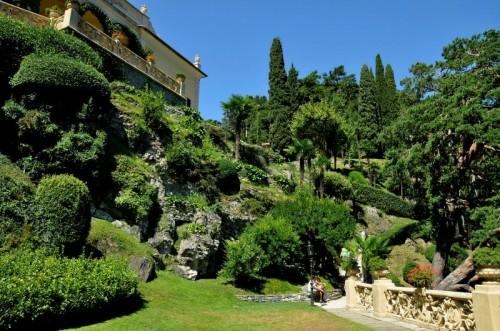 Lenno - Giardino a terrazze