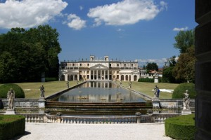 Parco della Villa Pisani