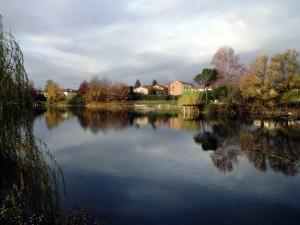 Al laghetto di Agliana