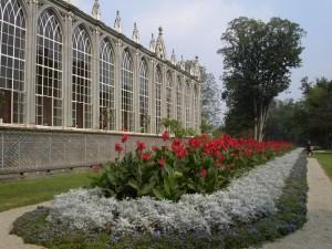 giardini delle margarie del Castello di Racconigi