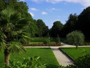 Parco  Villa  Molin Lucci