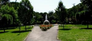 I giardini del Viale De Gasperi