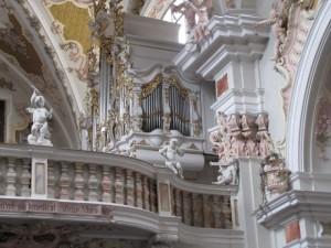 Organo barocco