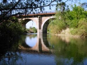 Il ponte sotto casa…