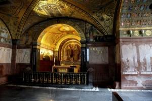 Abbazia Montecassino: la cripta
