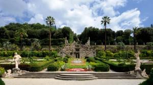 Benvenuti allo Storico Giardino Garzoni