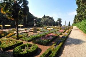 Il Parco nel Castel Miramare