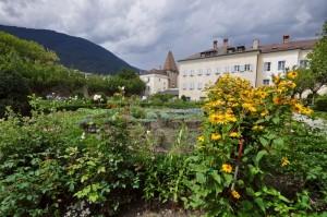 da Porta Croce il Giardino di Corte a Brixen