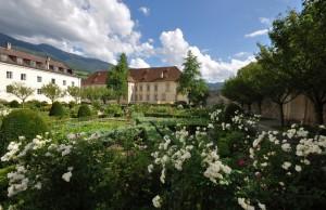 Giardini di Corte del Palazzo Vescovile