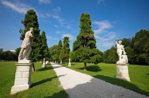 Parco Querini ed il suo viale