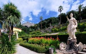 Accoglienza al Giardino Garzoni