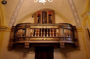 Antico organo