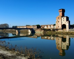 la torre Guelfa della Cittadella