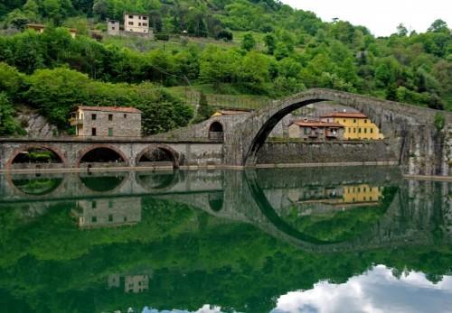 Borgo a Mozzano - Ponte della Maddalena