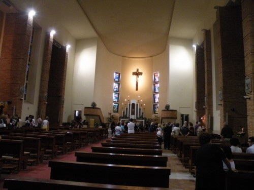 Pontinia - Chiesa di Sant'Anna