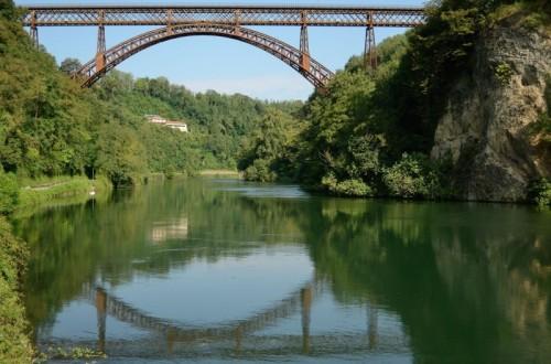 Paderno d'Adda - Il ponte di Paderno
