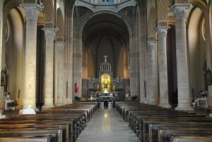 Interno Chiesa del S.S. Redentore