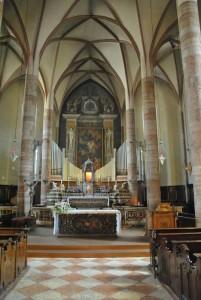 Altare Maggiore della Chiesa di Santa Maria