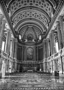 Cappella Palatina nella Reggia di Caserta