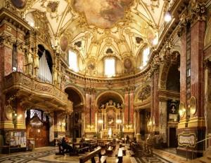 Santuario Basilica La Consolata - È tutto oro quello che luccica