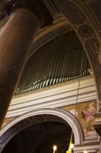 Canne d'organo