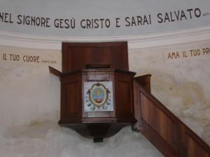 frazione Rodoretto, tempio Valdese