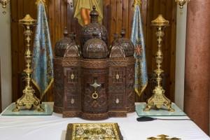 Chiesa di San Giorgio Megalomartire - Altare