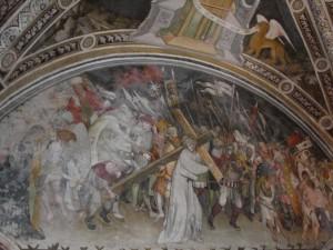 S. Antonio di Ranverso, affreschi