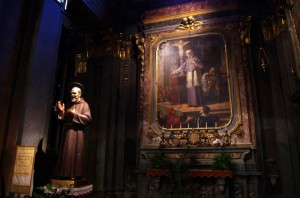 San Pio….
