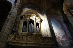 L'organo del Grisanti…