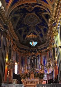 San Tommaso: intensità di colori e misticismo