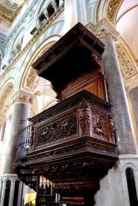 Pulpito di S. Maria Assunta