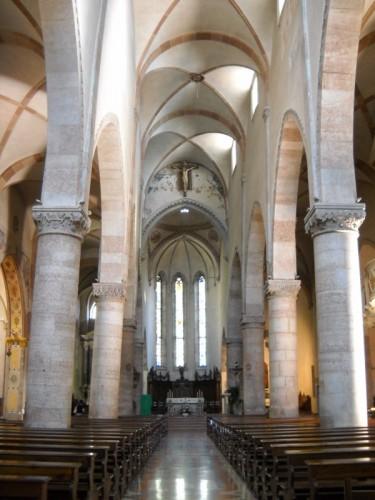 Gemona del Friuli - Le colonne non fanno dimenticare