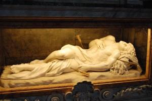 Sepolcro di San Sebastiano martire