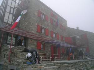 Nebbia al Quintino Sella