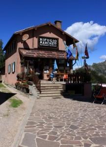 Rifugio Marchett - Piani d'Erna