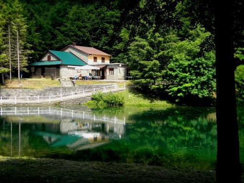 Lizzano in Belvedere - Il rifugio del Cavone