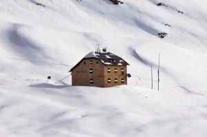 Il silenzio della neve