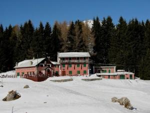 Rifugio Sassi Castelli